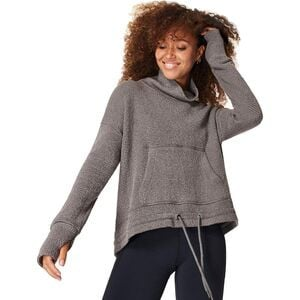 Restful Boucle Sweatshirt - Women's Charcoal Marl, XS - Good