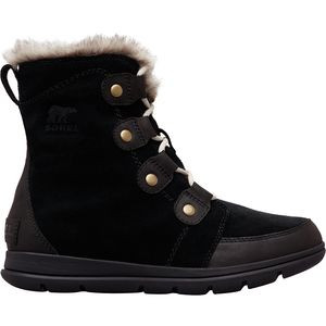 Explorer Joan Boot - Women's Black/Dark Stone, 8.5 - Good