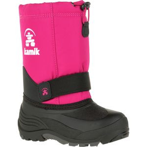 Rocket Boot - Girls' Bright Rose, 4.0 - Excellent