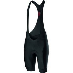 Entrata Bib Short - Men's Black, XXL - Excellent
