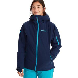 Refuge Insulated Jacket - Women's Arctic Navy, M - Like New