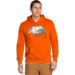 Bearinda Pullover Hoodie - Men's Heritage Orange, S - Like New