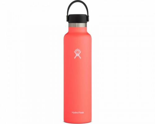 Hydro Flask 24oz Standard Mouth Water Bottle- HIBISCUS
