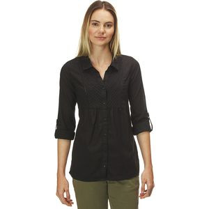 Katya Long-Sleeve Shirt - Women's Black, S - Excellent