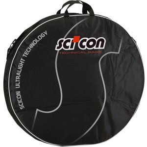Padded Double Wheel Bag One Color, One Size - Excellent