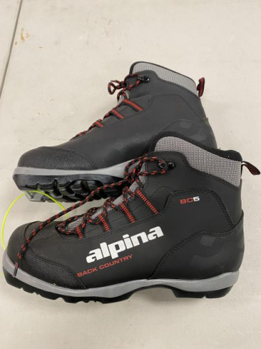 BRAND NEW Alpina BC5 BC Cross Country ski boot Size# 45