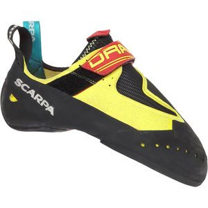 Drago Climbing Shoe Yellow, 37.5 - Good