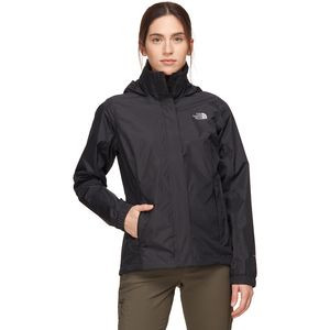 Resolve 2 Hooded Jacket - Women's Tnf Black, M - Excellent