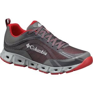 Drainmaker IV Water Shoe - Men's City Grey/Mountain Red, 10.0 - Excellent