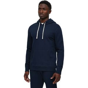 Midweight Pullover Hoodie - Men's Navy, XL - Excellent