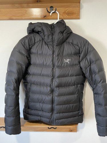 Arcteryx Cerium SV in Black, size small