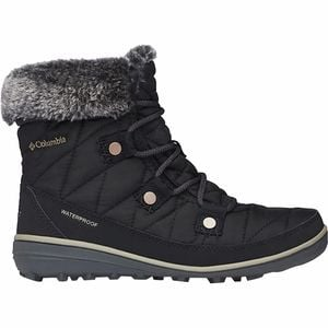 Heavenly Shorty Omni-Heat Boot - Women's Black/Kettle, 8.5 - Excellent