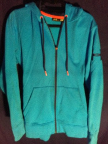Under Armour EVO Hoodie Full Zip NWOT (M's)