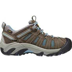 Voyageur Hiking Shoe - Women's Brindle/Alaskan Blue, 8.0 - Fair