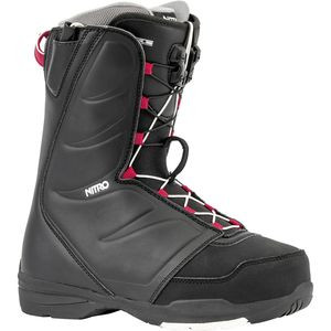 Flora TLS Snowboard Boot - Women's Black, 8 - Excellent