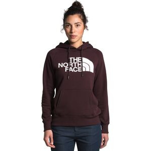 Half Dome Pullover Hoodie - Women's Root Brown/TNF White, XXL - Good