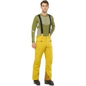 Force Pant - Men's Lemon Curry, XL/Reg - Like New