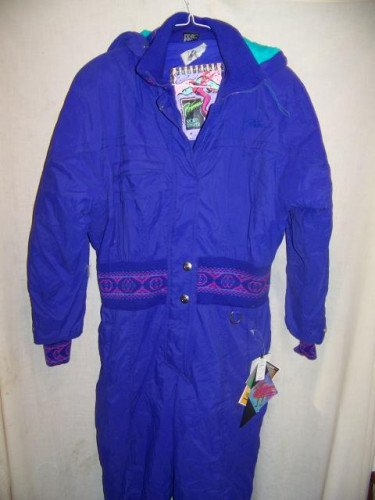 Prima Verbier Insulated One Piece Ski Suit, Women's Large NWT