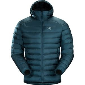 Cerium LT Hooded Down Jacket - Men's Labyrinth, S - Good