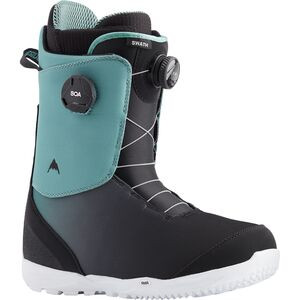 Swath Boa Snowboard Boot - Men's Slate/Black Fade, 9.0 - Good