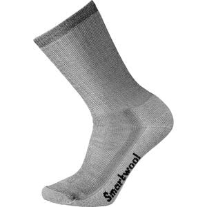 Hike Medium Crew Sock - Men's Gray, M - Good