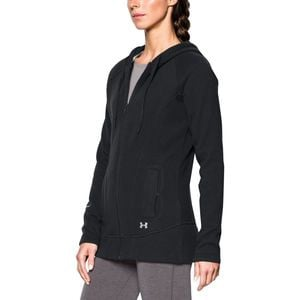 Wintersweet Full-Zip Fleece Hoodie - Women's Black/Elemental, M - Excellent