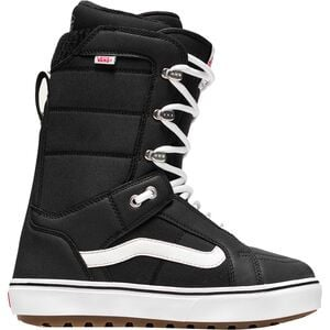 Hi-Standard OG Snowboard Boot - Women's Black/White, 5.5 - Good