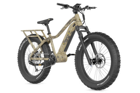 QuietKat 2020 Warrior Electric Bike- Brand NEW- still in the box