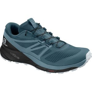 Sense Ride 2 Trail Running Shoe - Women's Mallard Blue/Blue Stone/Black, US 9.5/UK 8.0 - Good