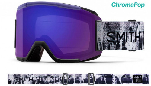 Brand New Smith Squad Ski Goggles, Breaker Design
