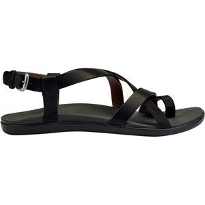 'Upena Sandal - Women's Black/Black, 8.0 - Excellent