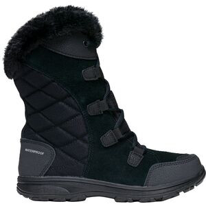 Ice Maiden II Lace Boot - Women's Black/Columbia Grey, 9.5 - Good