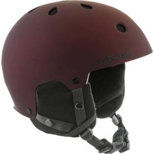 Legend Snow Apex Helmet Bordeaux (matte), M - Good