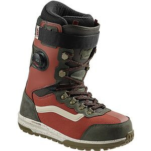 Infuse Snowboard Boot - Men's Henna/Black Olive, 8.0 - Fair