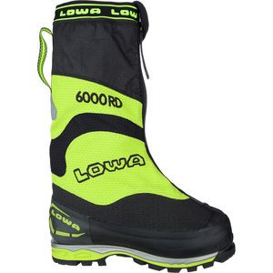 Expedition 6000 EVO RD Boot Lime/Silver, 10.5 - Good