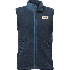 Campshire Fleece Vest - Men's Urban Navy, L - Excellent