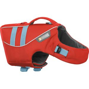 K-9 Float Coat Sockeye Red, XL - Good
