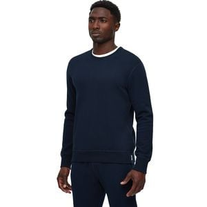 Midweight Crewneck Sweatshirt - Men's Navy, S - Like New