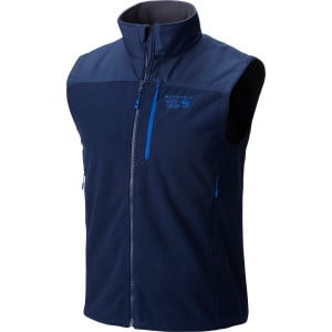Mountain Tech II Vest - Men's Collegiate Navy, S - Excellent