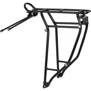Rack Three Rear Rack Black, One Size - Fair