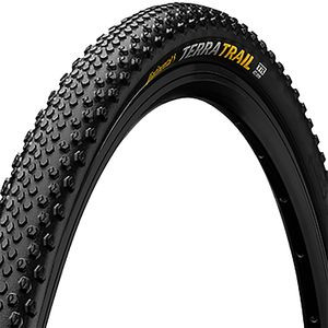 Terra Trail 650b Tire - Tubeless ProTection, Black Chili, 40mm - Excellent