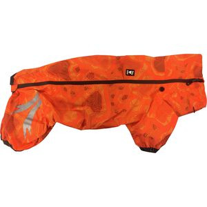 Slush Combat Suit Orange Camo, 16XS - Excellent