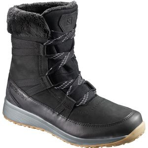 Heika LTR CS WP Boot - Women's Phantom/Black/Alloy, US 9.5/UK 8.0 - Excellent