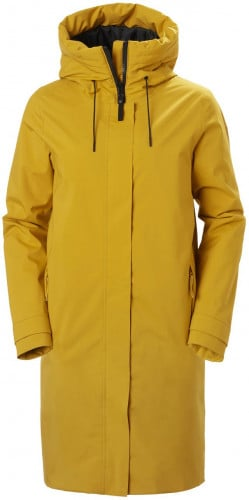 Victoria Insulated Rain Coat - Women's (SAMPLE)
