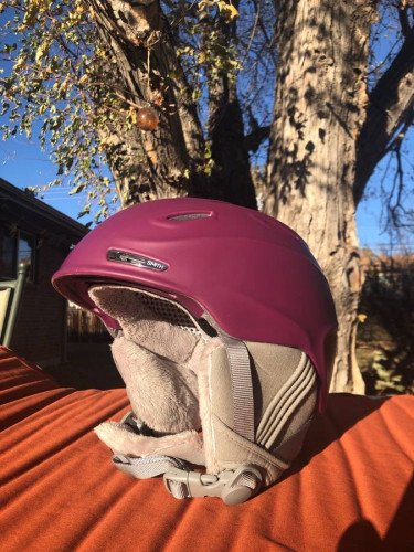 Smith Ski/Snowboard Helmet Size Small