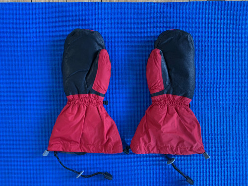 Gore Tex Mountaineering Gloves