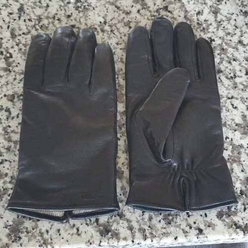 Women's Leather/Wool Lined Dress Gloves