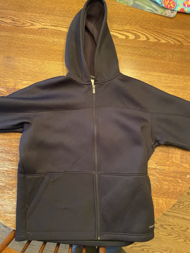 Patagonia Men's fleece slope style hoodie 1.0