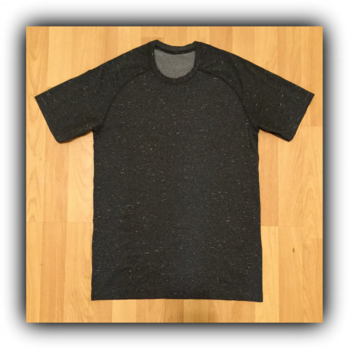 Lululemon Metal Vent Ltd. Star-stream Crew size small men's