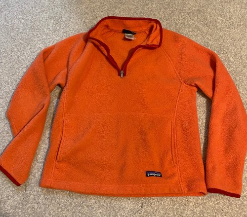 Women's Patagonia Synchilla Half Zip Fleece (Size M)